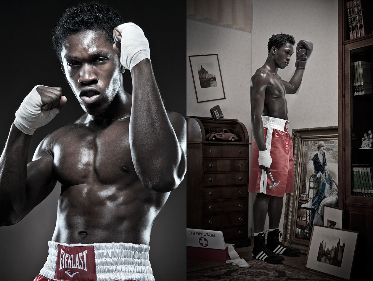 Athlete Portraits-