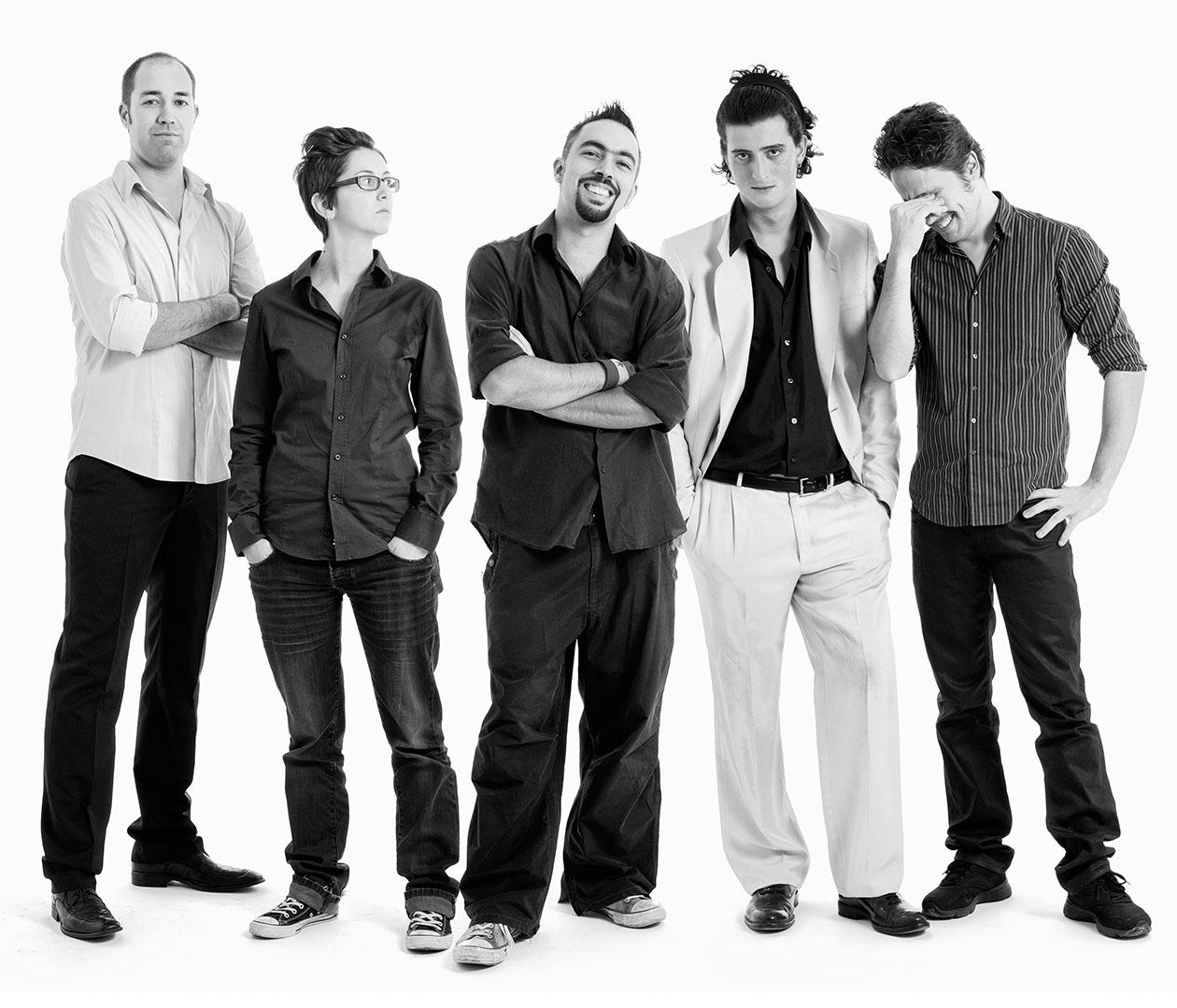 Minor Swing Quintet-