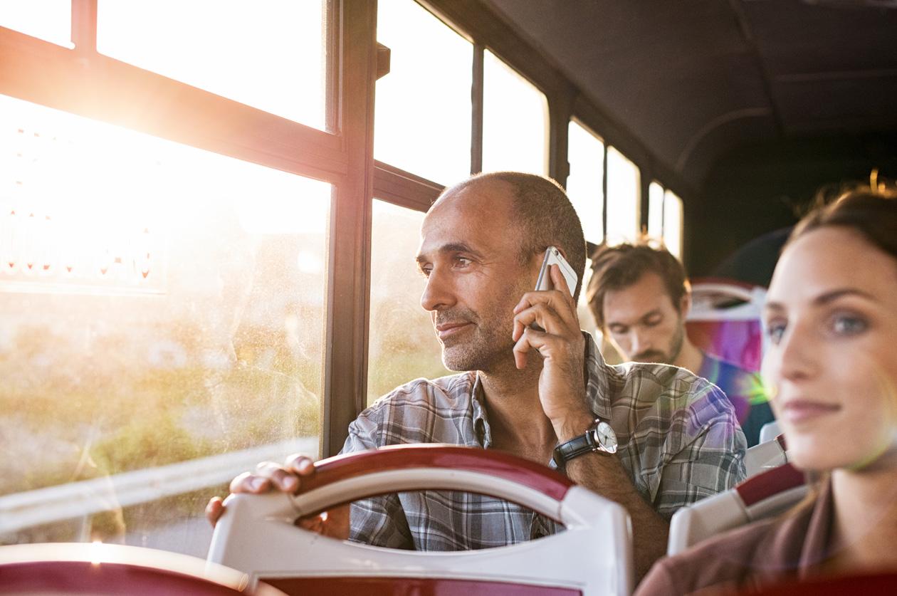 Tourist Bus-