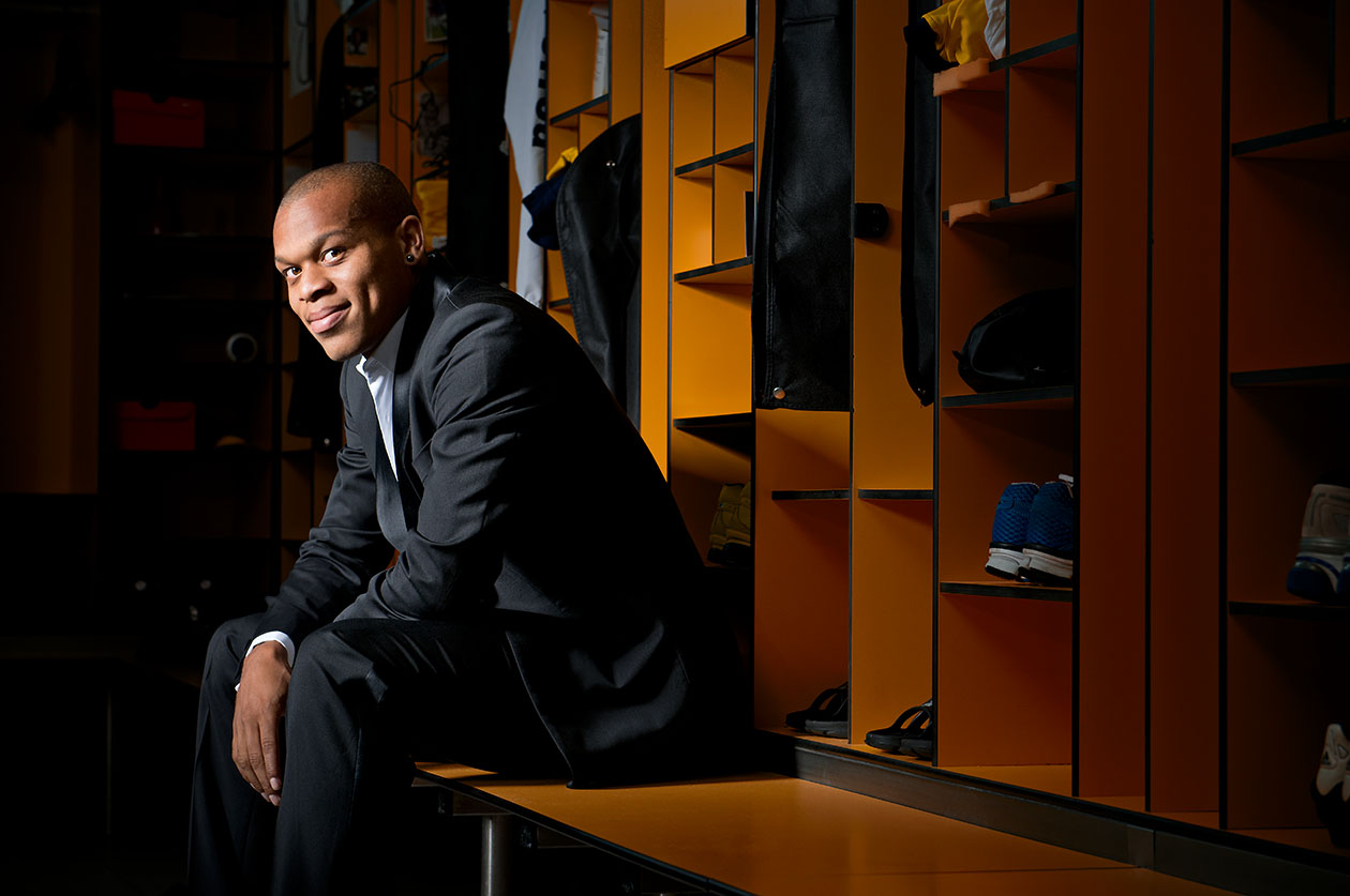 Jonathan Biabiany - Football Player-